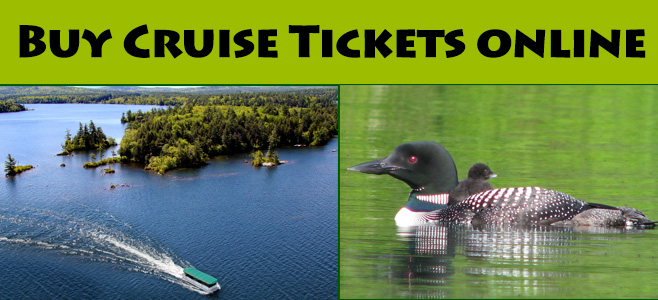 Buy Lake Cruise Tickets Online