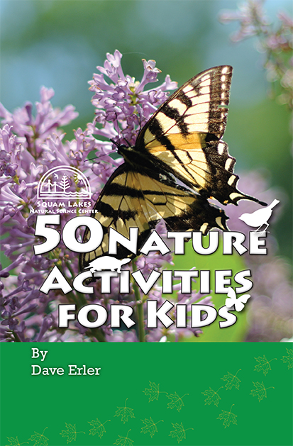 50 Nature Activities for Kids Cover