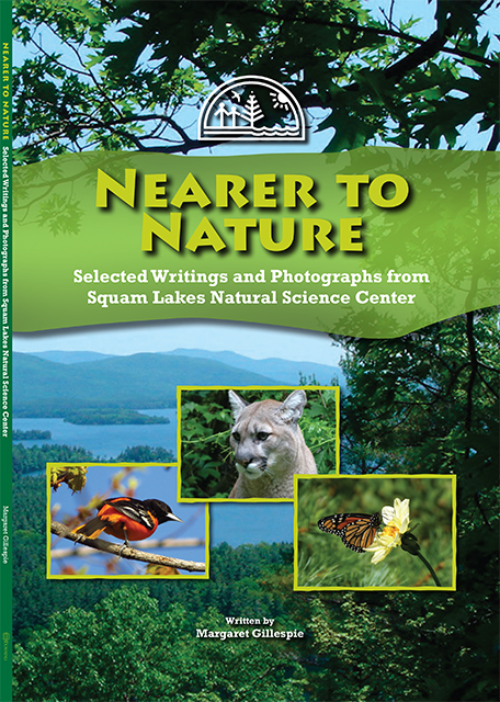Nearer to Nature Cover