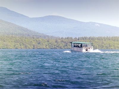 Explore Squam Cruise on Squam Lake