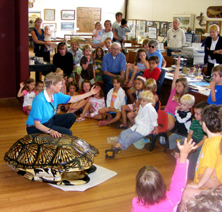 Squam Lakes Natural Science Center outreach