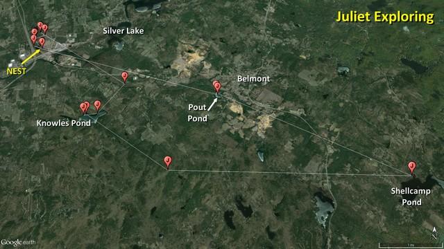 Project ospreytrack juliet map squam lakes natural for 7194 garden pond
