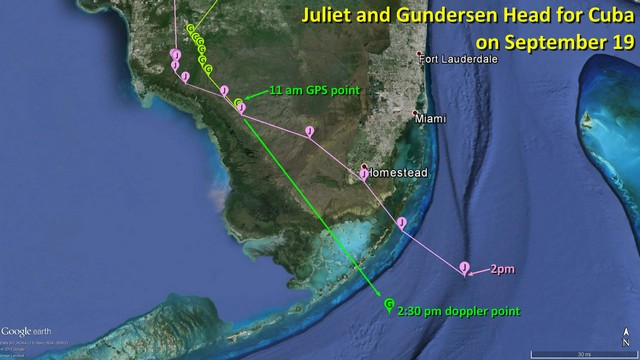 Gundersen and Juliet - September 19, 2015