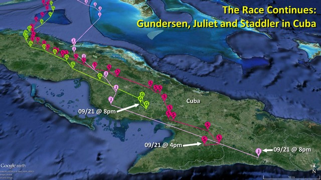 Gundersen, Juliet, and Staddler - September 22, 2015